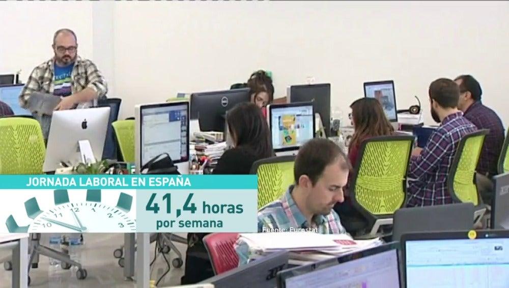 Frame 4.451405 de: Las empresas buscan métodos para elevar la productividad con horarios más flexibles