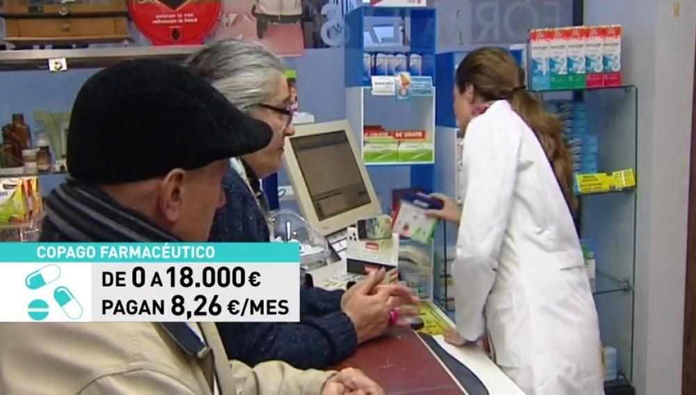 Frame 3.138025 de: La ministra de Sanidad propone que los jubilados que más cobran paguen más por las medicinas