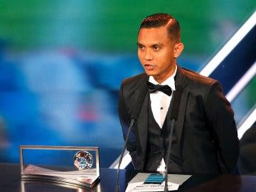 Subri, Premio Psukas 2016