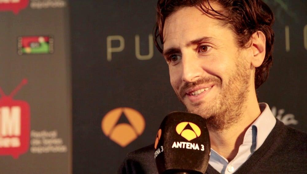 "Juan Diego Botto: ""Álex tendrá que acabar con la investigación que comenzó Rodrigo"""