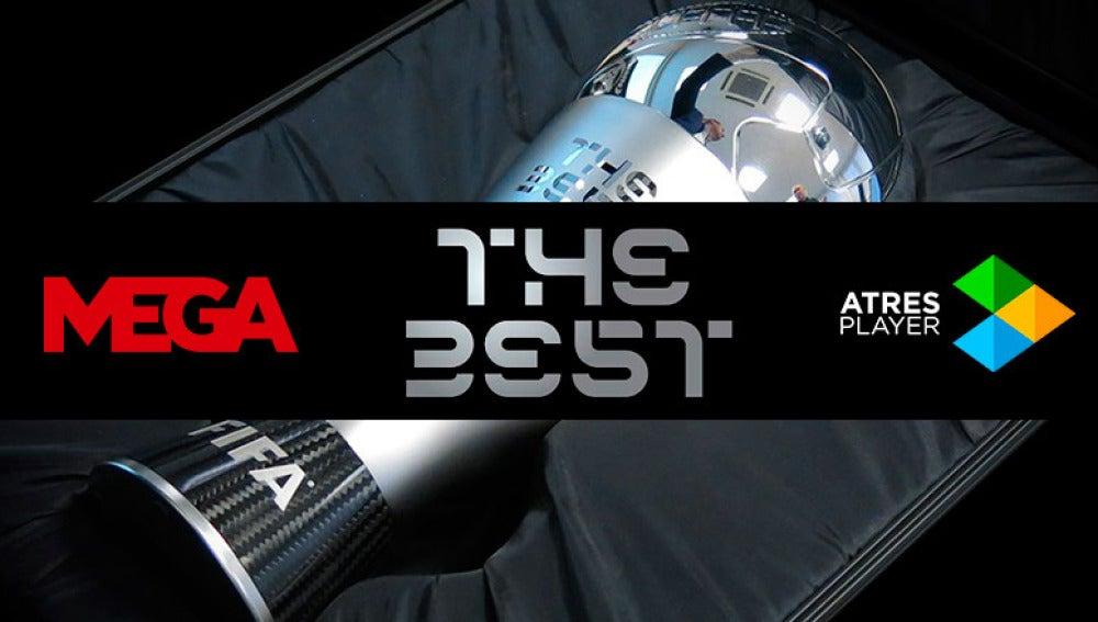 Los premios The Best, en Atresmedia