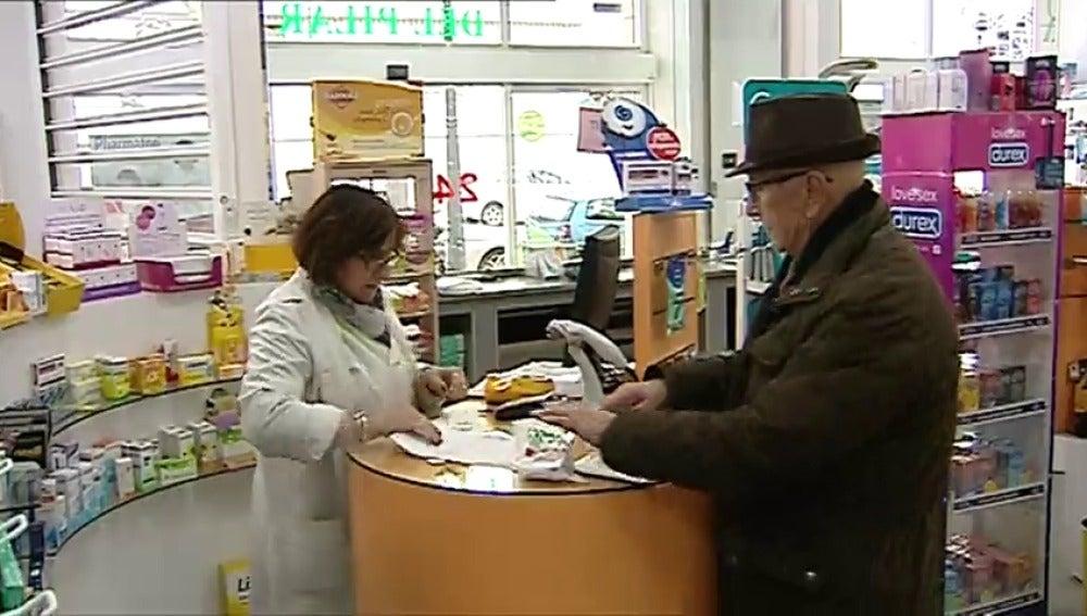 Frame 24.169785 de: Preocupación entre los pensionistas por la pérdida de poder adquisitivo