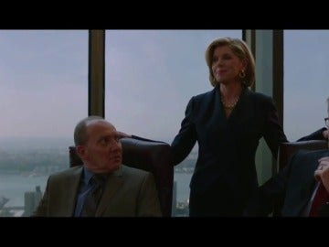 Frame 6.904891 de: Primer tráiler de 'The Good Fight'