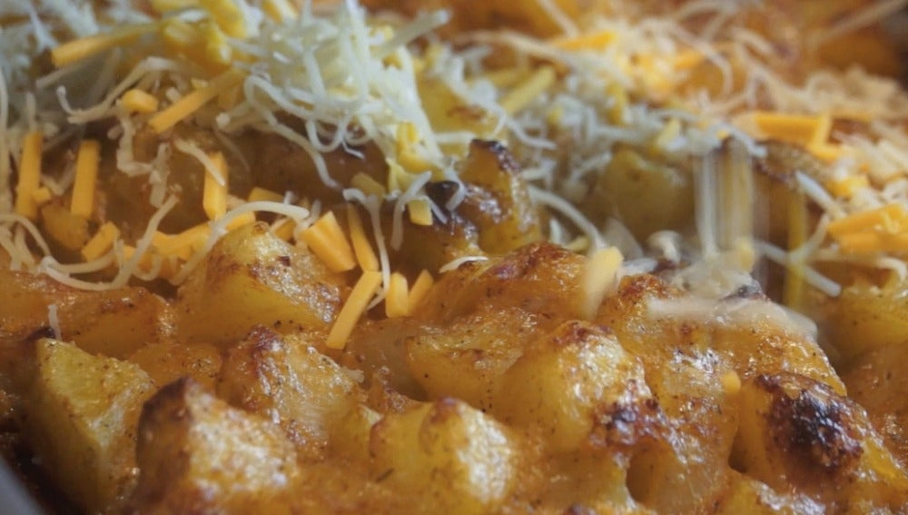 Patatas ranch.