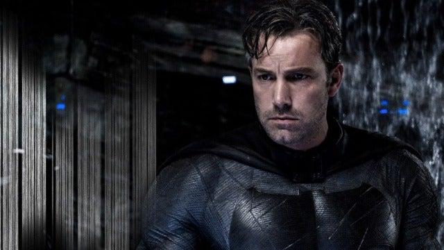 Ben Affleck en 'Batman V Superman: El amanecer de la justicia'
