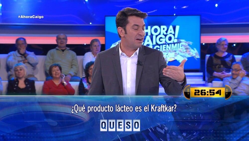 Arturo Valls imita a Chiquito de la Calzada