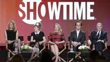 El reparto de 'Twin Peaks' en los TCA