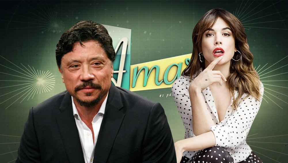 Adriana Ugarte y Carlos Bardem atrapados ante el fenómeno de las 'Amarladies'