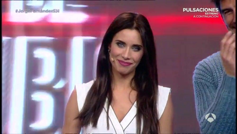 Frame 19.76 de: El bonito mensaje de Pilar Rubio a Sergio Ramos tras la gala The Best