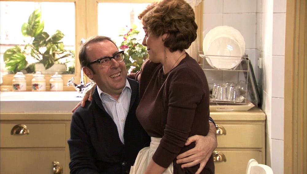 """Benigna lo tiene claro: """"Pelayo se ha enamorado de la tía de Henar"""""""