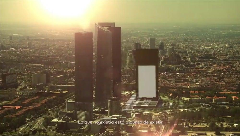 Frame 90.152715 de: La quinta torre del Paseo de la Castellana albergará en 2019 el primer campus en altura