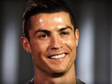 Cristiano Ronaldo, en una entrevista personal de la FIFA