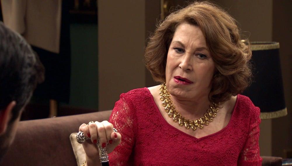 """Ana María:""""¡Estás robando a tu propia madre!"""""""