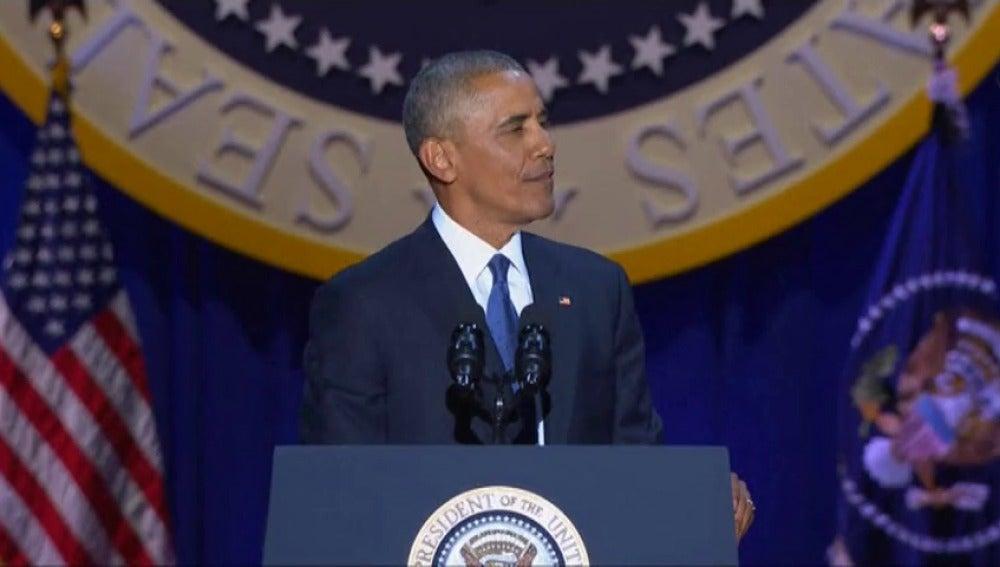 """Frame 0.0 de: Obama: """""""
