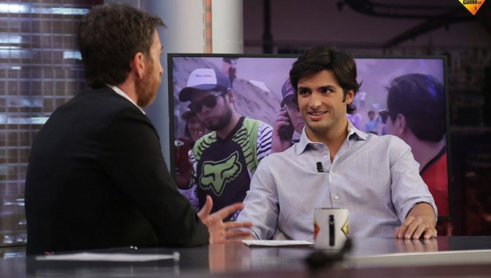 """Carlos Sainz: """"Tengo una superlicencia de Fórmula 1"""""""