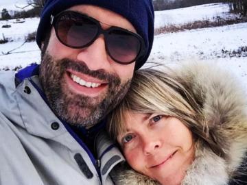 Zachary Bennett y Karen Nourse