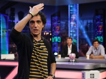 Jesús Manzano nos divierte con un monólogo 'de altura'