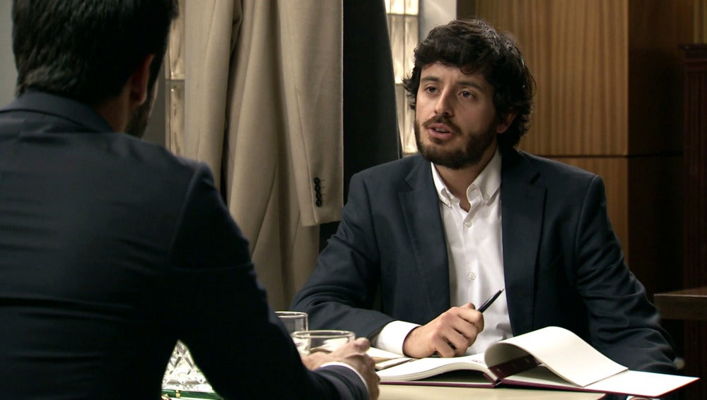"""Jaime duda de Alonso: """"¿Necesitas nuestro dinero?"""""""