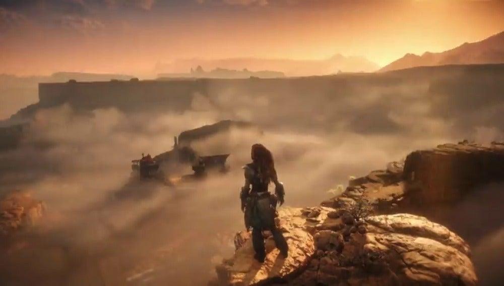 Frame 8.291165 de: La producción de la industria del videojuego se parece cada vez más a la del cine.
