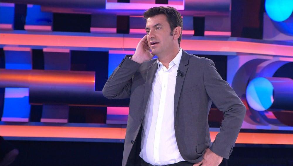 """Arturo Valls: """"Hemos encontrado diarrea"""""""