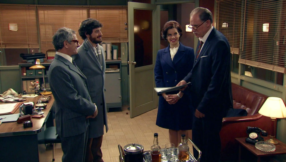 Jaime y Marta firman la paz por Félix