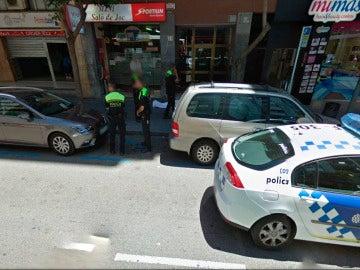El cadáver hallado en una calle de Tarragona
