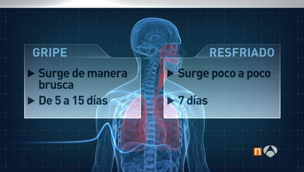 Frame 102.69 de: La gripe colapsa los hospitales españoles, una epidemia que afecta especialmente al norte peninsular