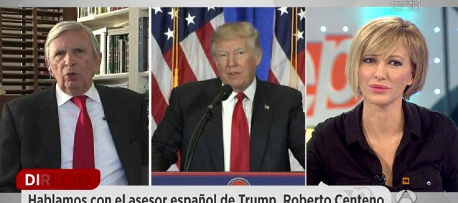 Antena 3 tv tremenda bronca de roberto centeno asesor for Antena 3 espejo publico hoy