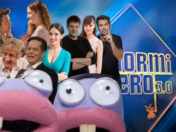 La espectacular Cristina Pedroche y Drew Barrymore, entre los próximos invitados de 'El Hormiguero 3.0'