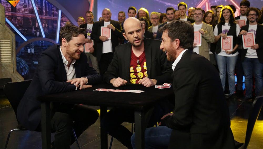 Jandro nos trae la baraja de cartas humana