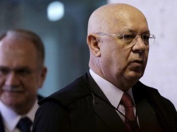 Teori Zavascki, el juez del caso Petrobras