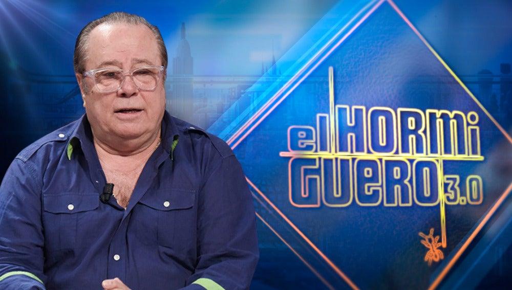El humorista Arévalo llena de risas 'El Hormiguero 3.0'