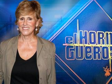 Mercedes Milá repasa su larga carrera profesional en 'El Hormiguero'