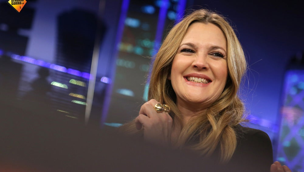 Drew Barrymore sorprende al público de 'El Hormiguero 3.0' con su dominio del español