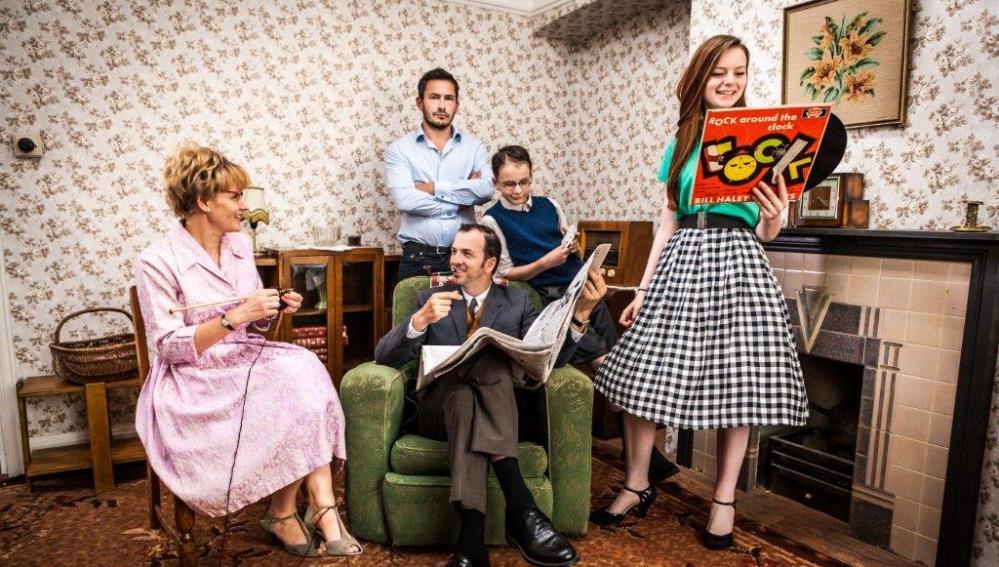 'Back in Time for Dinner' llega a Atresmedia Televisión
