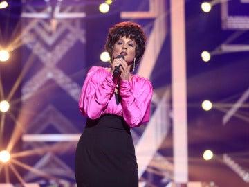 Lorena Gómez nos deja atónitos como Whitney Houston en 'One moment in time'