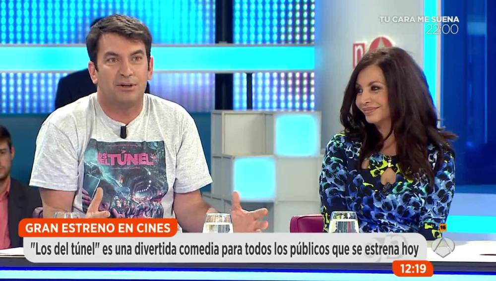 Arturo Vallls y Neús Asensi