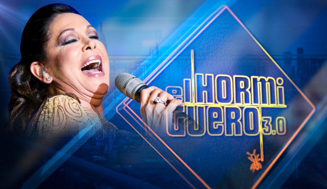 Isabel Pantoja se divertirá en 'El Hormiguero 3.0'