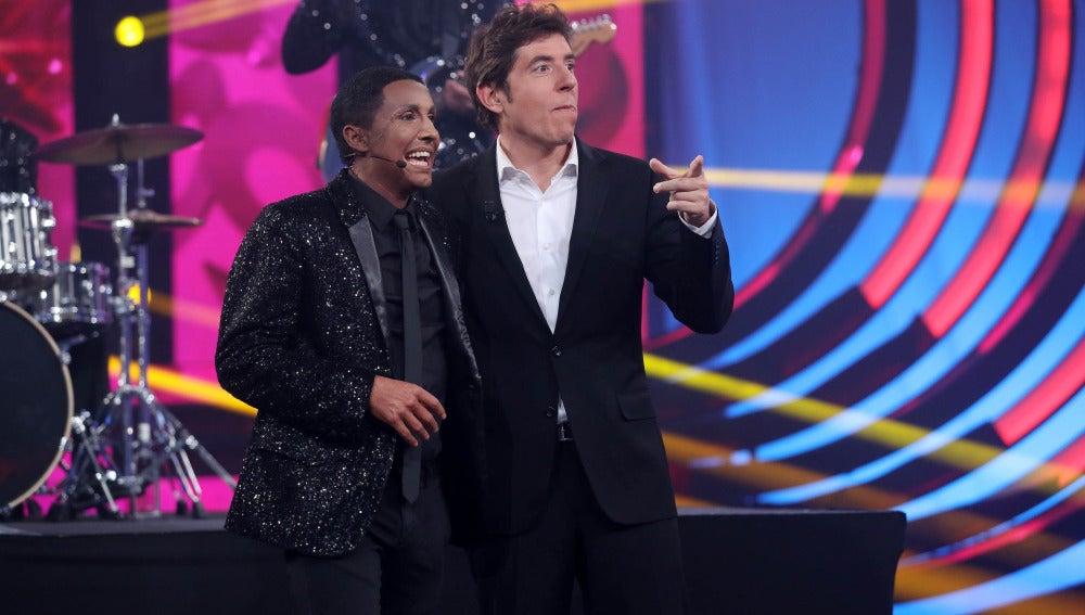 """Chenoa a Canco: """"Me has puesto de pie con tu actuación"""""""