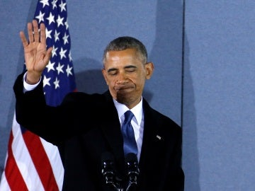 Barack Obama se despide de sus seguidores