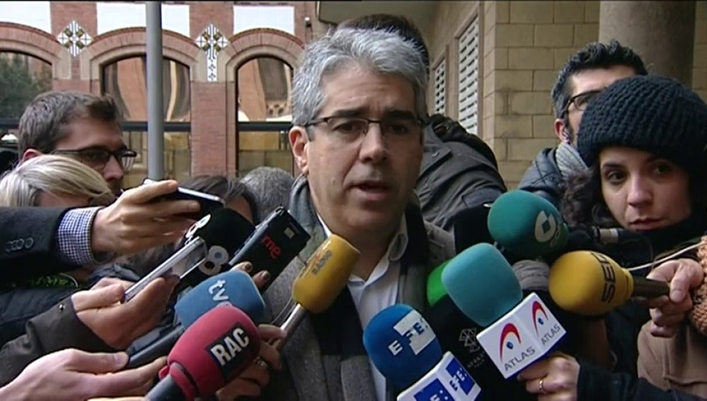 Frame 6.333283 de: El Supremo abre juicio oral contra Homs por delitos de prevaricación y desobediencia