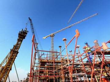 Las obras del estadio International Khalifa