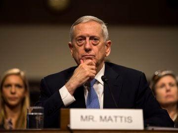 James Mattis, nuevo secretario de Defensa en EEUU.