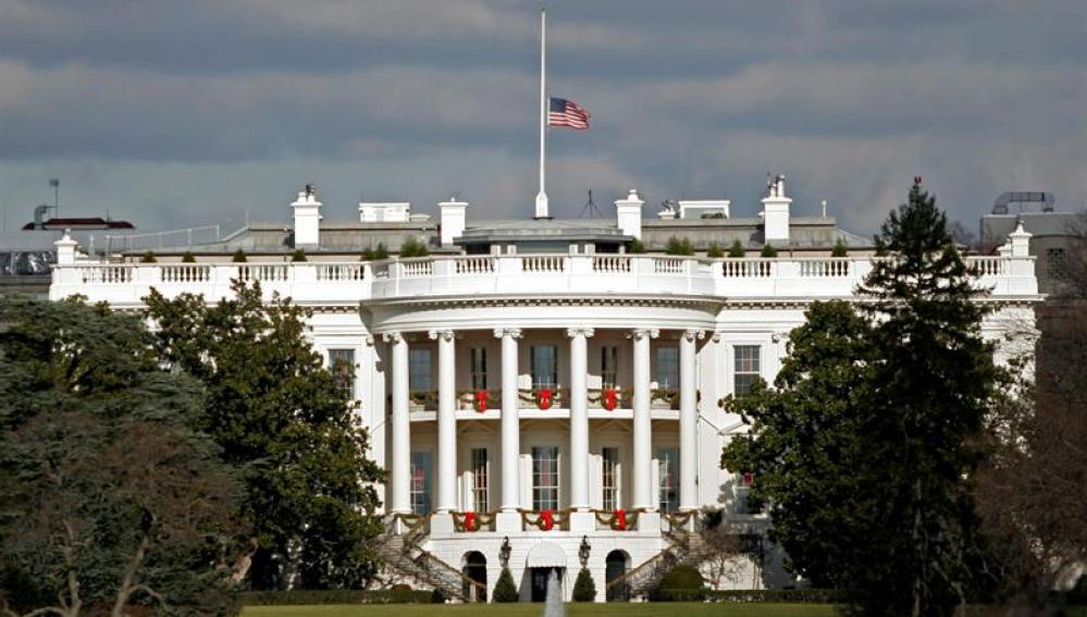Vista de la Casa Blanca