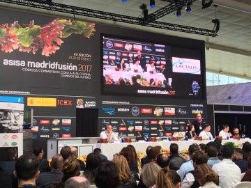 Madrid Fusión, punto de encuento de las tendencias gastronómicas