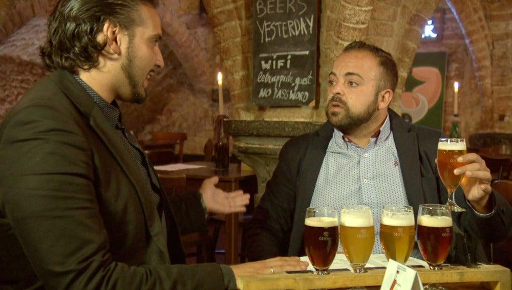 """Los """"jesuses"""" se van de cervezas a las que, también, les han cantado"""