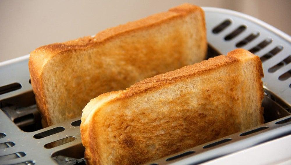 Imagen de dos tostadas