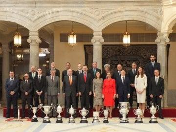 Los Premios Nacionales del Deporte