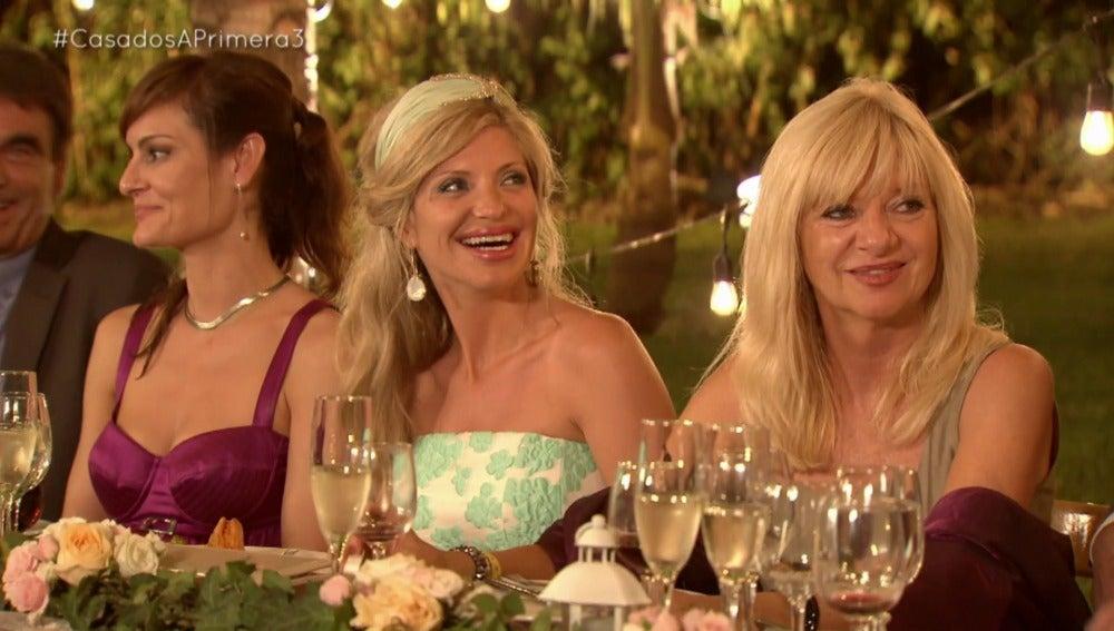 """La amiga de Jaime, sobre la familia de Ruth: """"No tienen clase"""""""