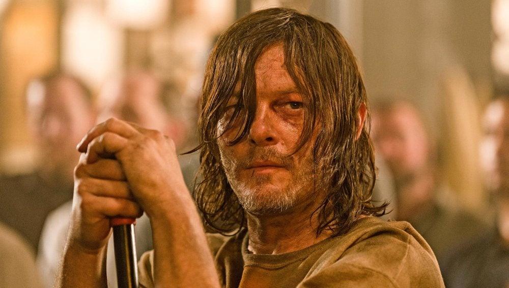 Norman Reedus en 'The Walking Dead'